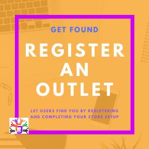Outlet registration
