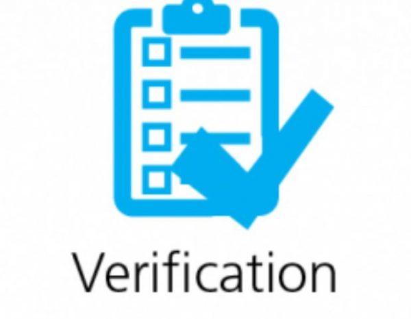 Verifiction