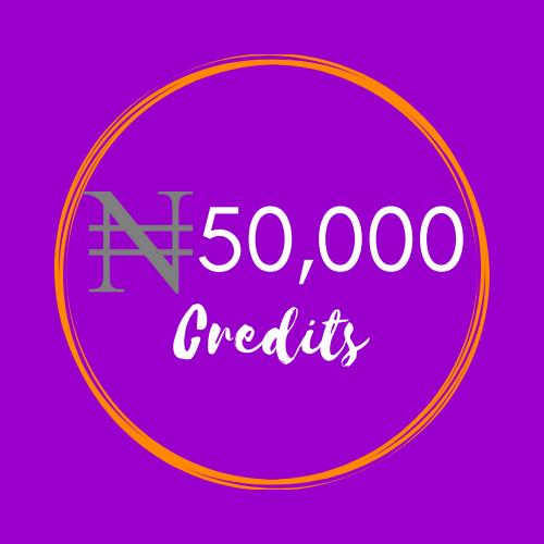 50,000 Credits
